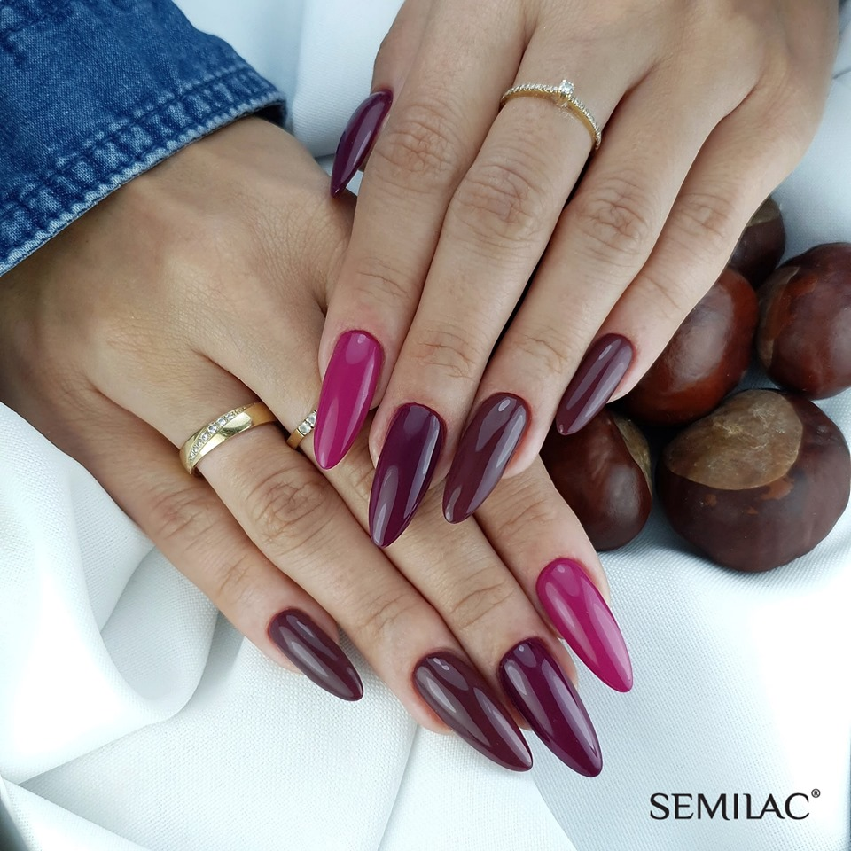 Semilac Long Nails Blog